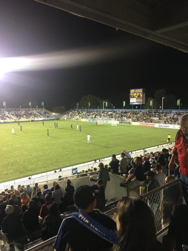 North Carolina Football Club | Lots of Sass